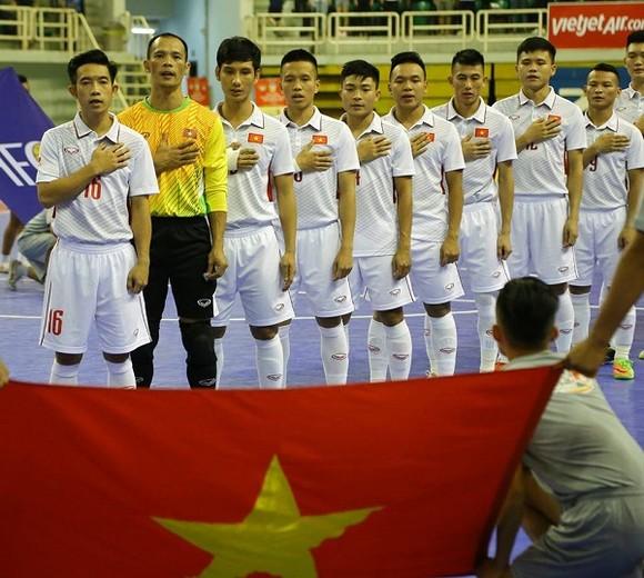 Đội tuyển futsal Việt Nam chuẩn bị hội quân. Ảnh: ĐỨC DUY
