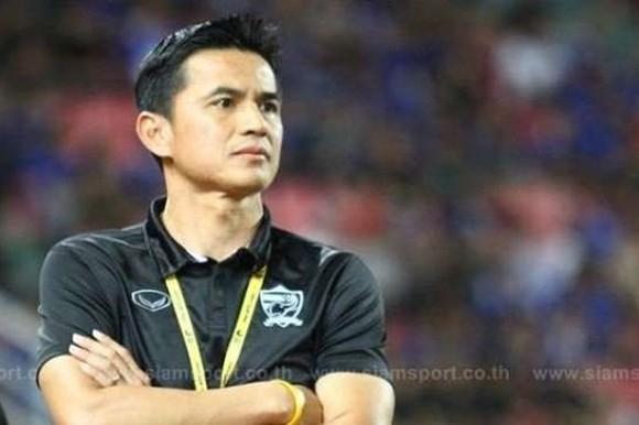Kiatisak vốn là huyền thoại của bóng đá Thái Lan. Ảnh: Siamsport