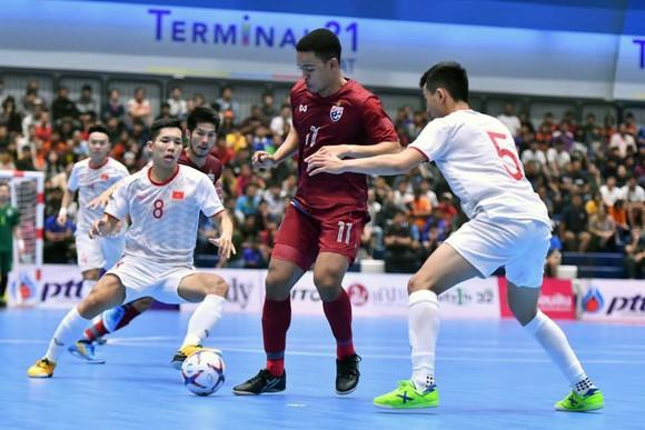 ĐT Việt Nam về nhì ở giải Futsal Thailand Five 2019  ảnh 1