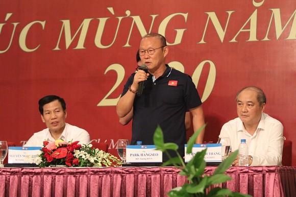Bộ trưởng Nguyễn Ngọc Thiện giao nhiệm vụ cho U23 Việt Nam  ảnh 2