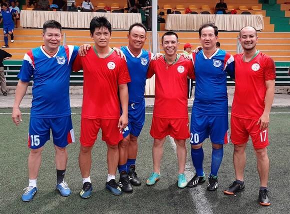 Thêm sân chơi cộng đồng do cựu danh thủ Cảng Sài Gòn đứng lớp ảnh 1