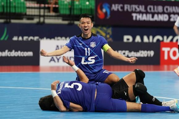 CLB Thái Sơn Nam, hạng 3 châu Á 2019. Ảnh: Anh Trần