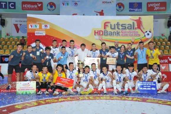 CLB Thái Sơn Nam sẽ tham dự giải futsal CLB châu Á 2020 tại UAE.