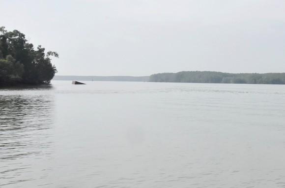 Nạo vét luồng cho tàu có mớn nước 9,5m qua khu vực chìm tàu ở Cần Giờ ảnh 7