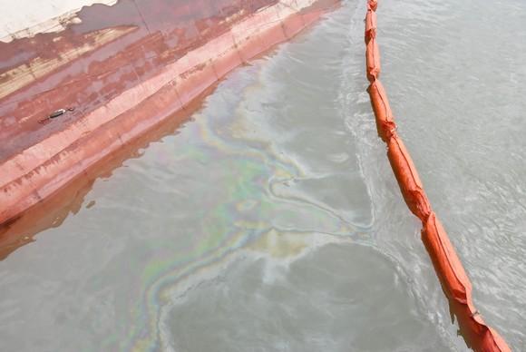Nạo vét luồng cho tàu có mớn nước 9,5m qua khu vực chìm tàu ở Cần Giờ ảnh 11