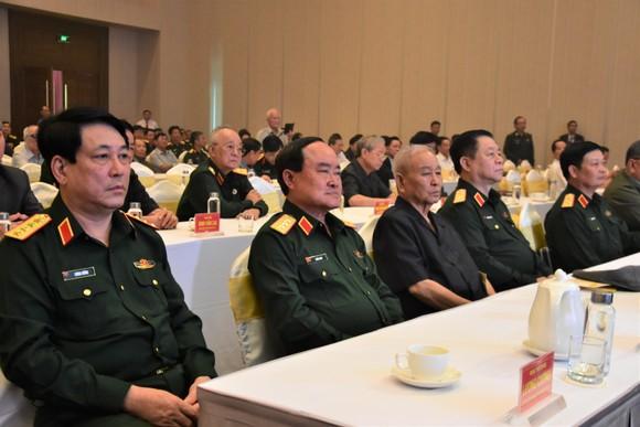 Bộ Quốc phòng Gặp mặt cán bộ cao cấp Quân đội nghỉ hưu khu vực phía Nam ảnh 2