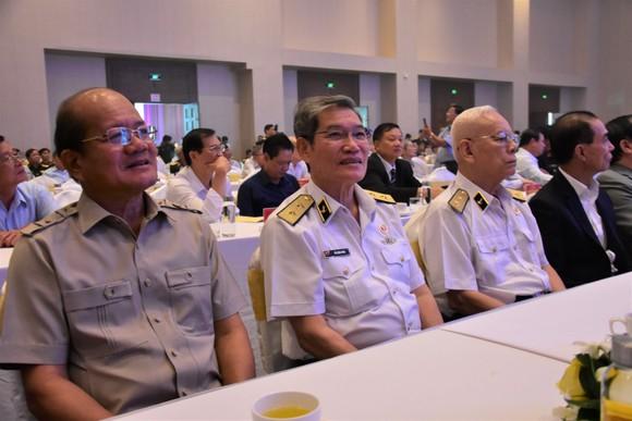 Bộ Quốc phòng Gặp mặt cán bộ cao cấp Quân đội nghỉ hưu khu vực phía Nam ảnh 3