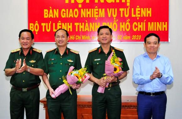 Thiếu tướng Nguyễn Văn Nam giữ chức Tư lệnh Bộ Tư lệnh TPHCM ảnh 1
