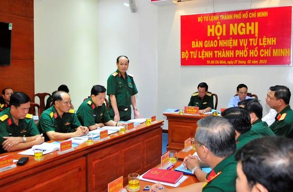 Thiếu tướng Nguyễn Văn Nam giữ chức Tư lệnh Bộ Tư lệnh TPHCM ảnh 2