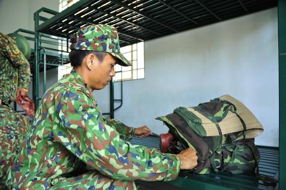 Bộ Tư lệnh TPHCM triển khai hơn 300 cán bộ chiến sĩ phòng chống dịch Covid-19 ảnh 3
