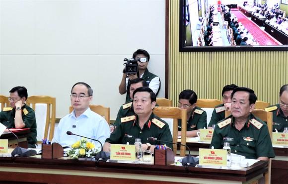 Thường vụ Quân ủy Trung ương thông qua công tác chuẩn bị Đại hội đại biểu Đảng bộ Quân khu 7 lần thứ X ảnh 2