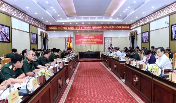Thường vụ Quân ủy Trung ương thông qua công tác chuẩn bị Đại hội đại biểu Đảng bộ Quân khu 7 lần thứ X ảnh 3