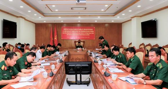 Thượng tướng Lê Chiêm, Thứ trưởng Bộ Quốc phòng: Tuyệt đối không được lợi dụng chức vụ, thẩm quyền để vụ lợi cá nhân ảnh 4