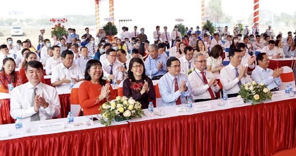 Khởi công xây dựng Bệnh viện Đa khoa khu vực Hóc Môn quy mô 1.000 giường ảnh 2