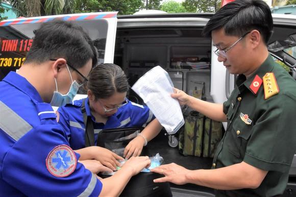 Bệnh viện Quân dân y miền Đông chính thức trở thành trạm cấp cứu vệ tinh thứ 38 ảnh 4