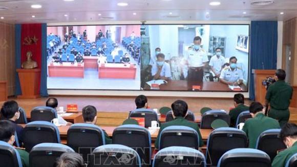 Phó Thủ tướng Lê Văn Thành thăm Bệnh viện Quân y 175 ảnh 2