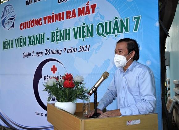 'Bệnh viện xanh' đầu tiên của TPHCM đón bệnh nhân trở lại ảnh 1