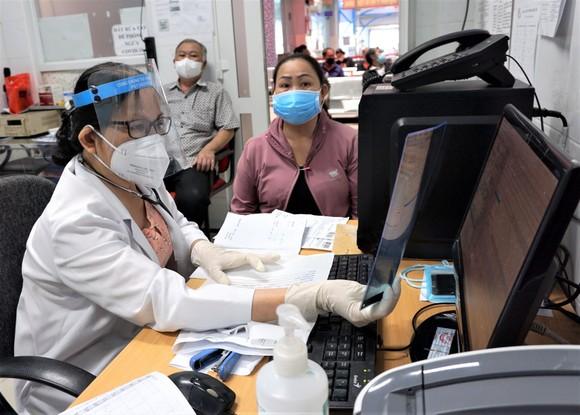 'Bệnh viện xanh' đầu tiên của TPHCM đón bệnh nhân trở lại ảnh 7