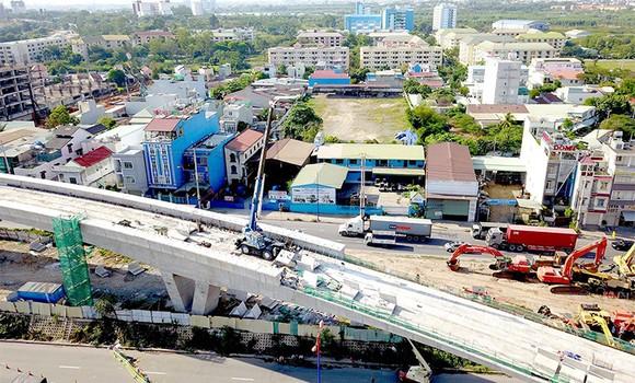 Dự án tuyến metro số 2 đã bàn giao mặt bằng hơn 78%