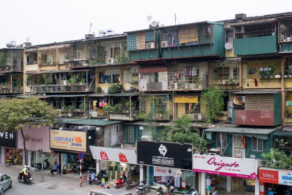 3 trường hợp chung cư cũ buộc phải phá dỡ