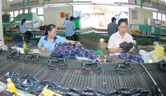 Footwear production at Biti's Company. (Photo: SGGP)