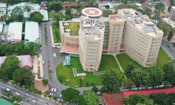 The Military Hospital 175. (Photo: SGGP)