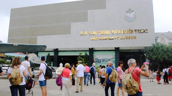 Bảo tàng Chứng tích Chiến tranh TPHCM: Khát vọng hòa bình