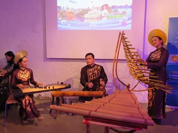 Sở Du lịch TPHCM quảng bá du lịch Việt Nam và TPHCM tại Pháp ảnh 1