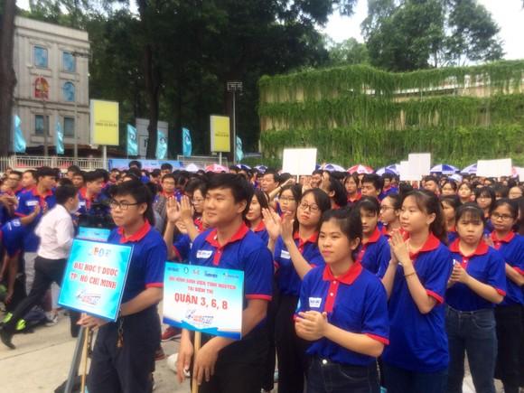 Tiếp sức mùa thi 2019: 20.000 sinh viên tình nguyện hỗ trợ thí sinh  ảnh 4