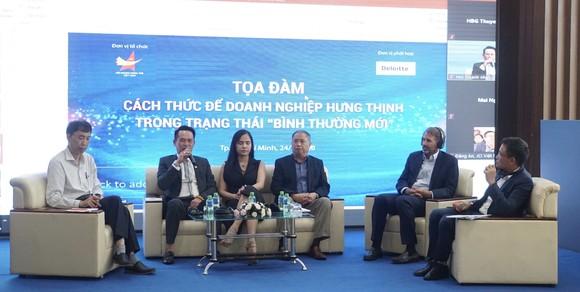 Hội Doanh nhân trẻ Việt Nam triển khai nhiều chương trình lớn hỗ trợ doanh nghiệp ảnh 2