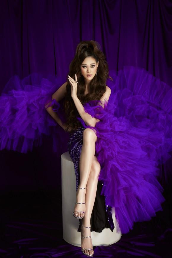 Hoa hậu Khánh Vân hoá thân thành Drag Queen cùng diễn viên BB Trần, Hải Triều ảnh 6