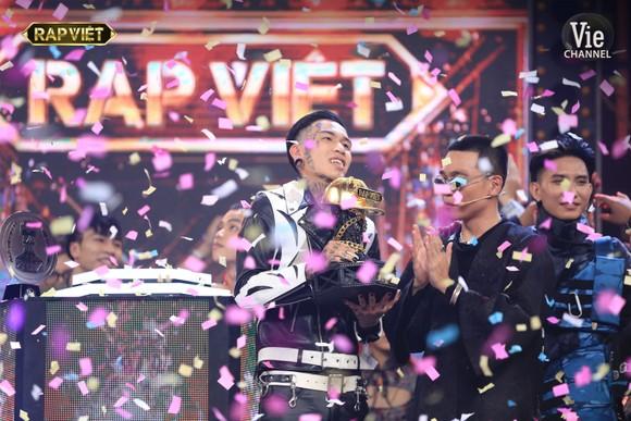 Dế Choắt trở thành quán quân đầu tiên của Rap Việt ảnh 1