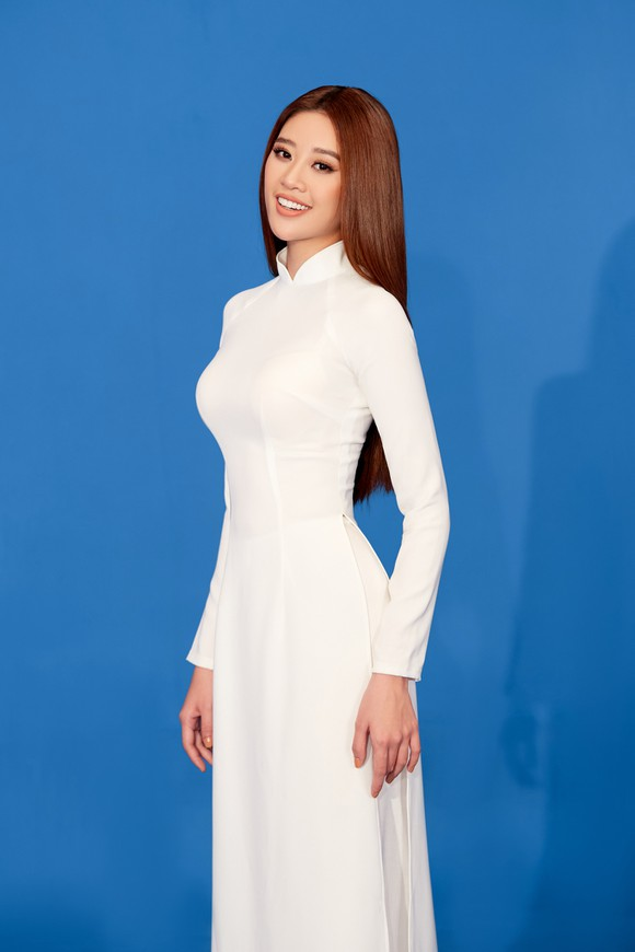 Hoa hậu Khánh Vân sẵn sàng cho Miss Universe 2020 ảnh 4