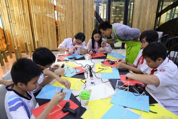 Chương trình giáo dục kỹ năng sống của Arkki được Sở Giáo dục TPHCM cấp phép triển khai hoạt động trong các trường học ảnh 1