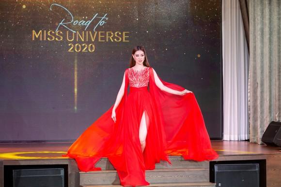 Chương trình Road To Miss Universe của Hoa hậu Khánh Vân chính thức lên sóng  ảnh 6