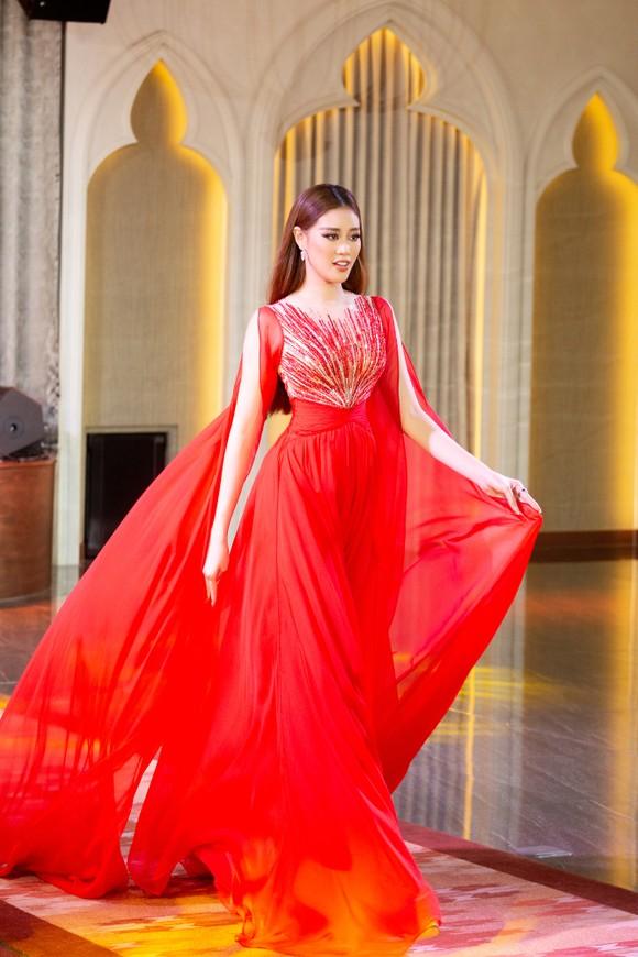 Chương trình Road To Miss Universe của Hoa hậu Khánh Vân chính thức lên sóng  ảnh 7