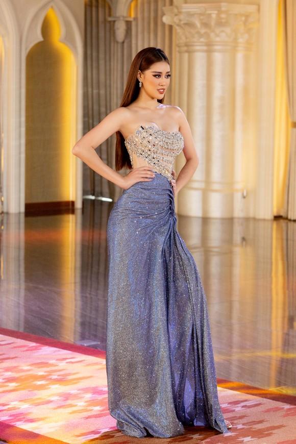 Chương trình Road To Miss Universe của Hoa hậu Khánh Vân chính thức lên sóng  ảnh 10