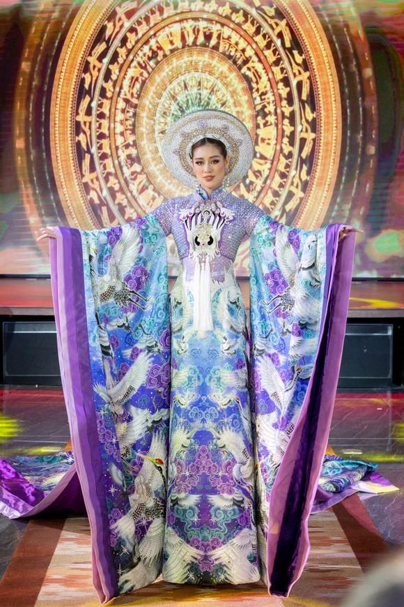 Chương trình Road To Miss Universe của Hoa hậu Khánh Vân chính thức lên sóng  ảnh 11