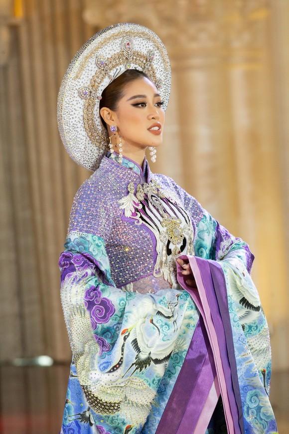 Chương trình Road To Miss Universe của Hoa hậu Khánh Vân chính thức lên sóng  ảnh 13
