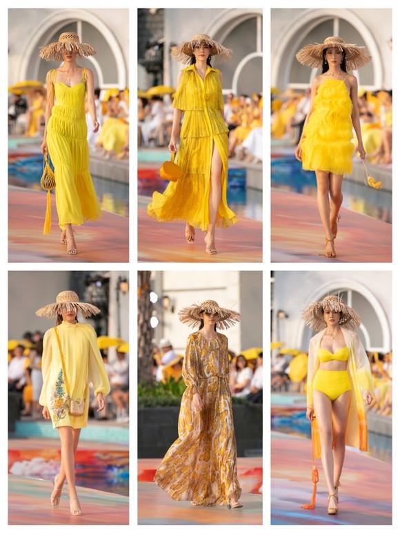 NTK Lê Thanh Hòa ra mắt BST thời trang mới 'Like The Sunshine' ảnh 11
