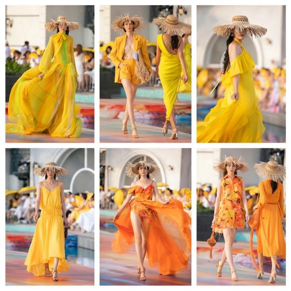 NTK Lê Thanh Hòa ra mắt BST thời trang mới 'Like The Sunshine' ảnh 12