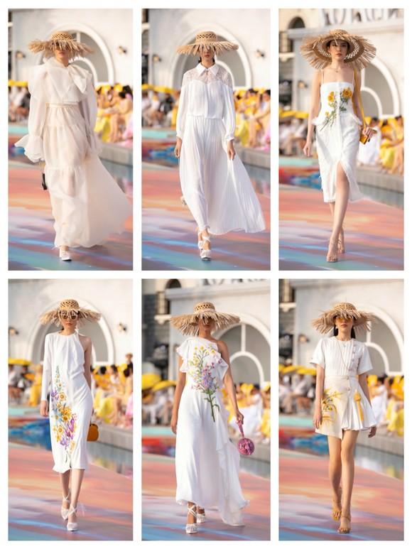 NTK Lê Thanh Hòa ra mắt BST thời trang mới 'Like The Sunshine' ảnh 7