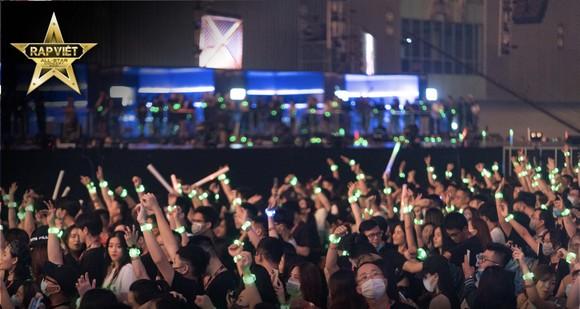 'Live concert Rap Việt All-Star' khiến rap fan đắm chìm trong không gian âm nhạc đỉnh cao  ảnh 2