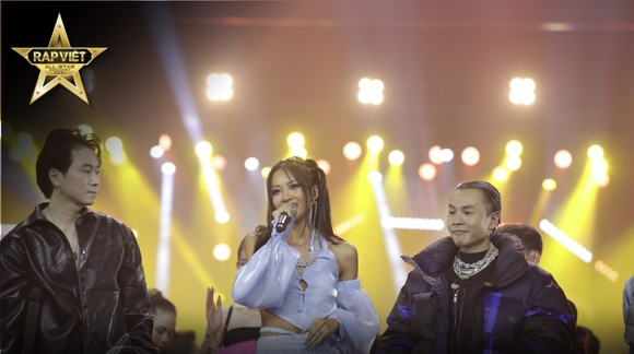 'Live concert Rap Việt All-Star' khiến rap fan đắm chìm trong không gian âm nhạc đỉnh cao  ảnh 6