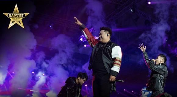 'Live concert Rap Việt All-Star' khiến rap fan đắm chìm trong không gian âm nhạc đỉnh cao  ảnh 5