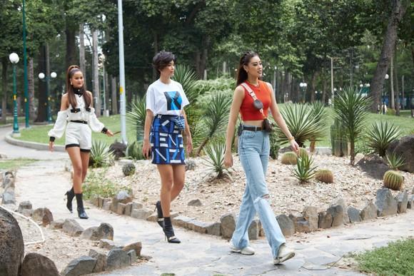 Hoa hậu Khánh Vân khám phá văn hóa, con người và cảnh đẹp Việt Nam ảnh 8