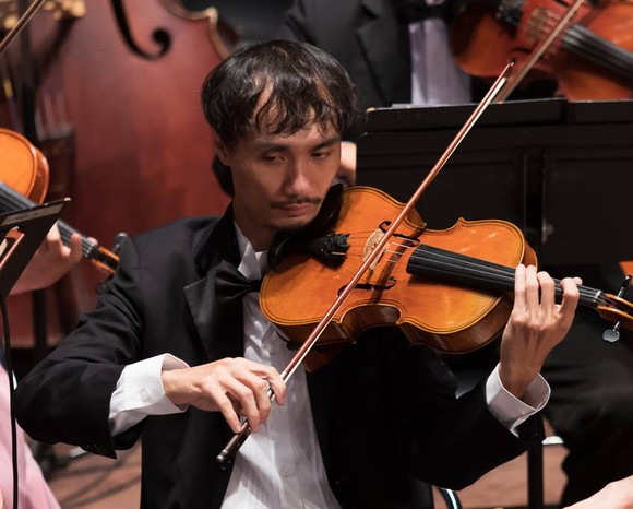 Hơn 100 nghệ sĩ giao hưởng cùng trình diễn tại buổi hòa nhạc The Great German Three B's ảnh 3
