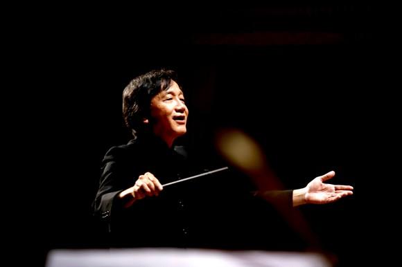 Hơn 100 nghệ sĩ giao hưởng cùng trình diễn tại buổi hòa nhạc The Great German Three B's ảnh 4