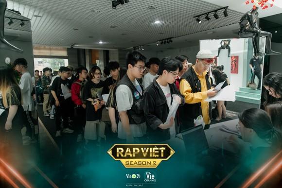 Khép lại vòng casting, Rap Việt - Mùa 2 hứa hẹn gây 'sốt' với loạt thí sinh cực chiến  ảnh 6