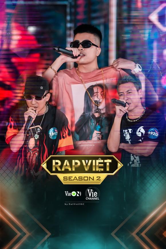 Khép lại vòng casting, Rap Việt - Mùa 2 hứa hẹn gây 'sốt' với loạt thí sinh cực chiến  ảnh 1